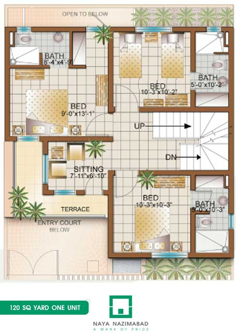 Home Maps Design 200 Square Yard Home Design
